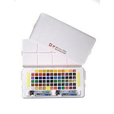 SAKURA Koi Watercolors 72-Color Studio Set