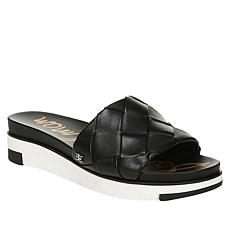 Sam Edelman Adaley Woven Leather Slide