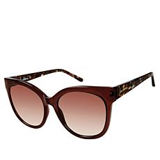 Sam Edelman Glam Cateye Plastic Sunglasses
