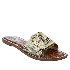 Sam Edelman Granada Leather Slide Sandal