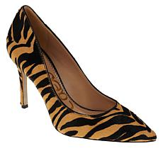 Sam Edelman Hazel Leather Pointy Toe Pump