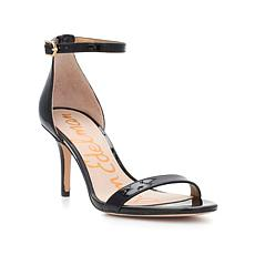 "Sam Edelman ""Patti"" Ankle-Strap Leather Sandal"