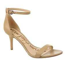 Sam Edelman Patti Leather Dress Sandal  - Wide