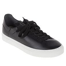 Sam Edelman Poppy Lace-Up Leather Platform Sneaker