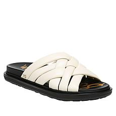 Sam Edelman Vaugn Woven Leather Slide