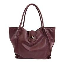 Sam Edelman Weylyn Tote with Removable Pouch and Mirror
