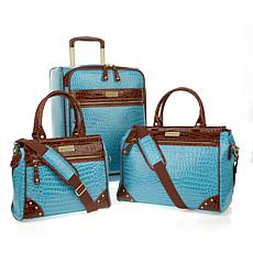 Samantha Brown 3-piece Classic Luggage Set