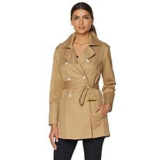 Samantha Brown All-Weather Trench Coat