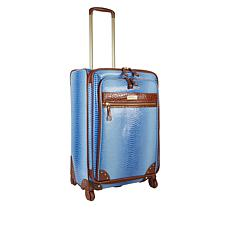 "Samantha Brown Ombré Croco-Embossed 26"" Upright Spinner"