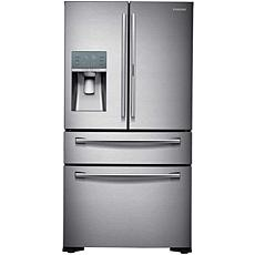 Samsung 22 CF French Door Refrigerator - Stainless