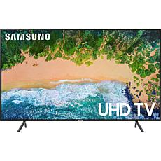 "Samsung 43"" NU7100 4K UHD Smart TV with PurColor, HDR and UHD Dimming"