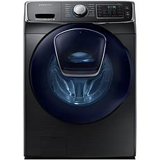 Samsung 4.5 cf 6500-Series Front-Load Washer - Black
