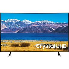 "Samsung 65"" Curved UHD Smart TV"
