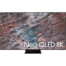 "Samsung 65"" Neo QLED Flat 8K QHDR Smart TV"