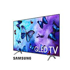 "Samsung 65"" Q6F QLED 4K UHD Smart HDTV with 2-Year Warranty"