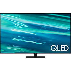 """Samsung 65"""" QLED Flat 4K QHDR Smart TV"""