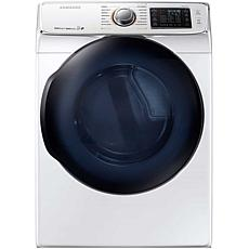 Samsung 7.5CF 7500-Series Electric Dryer- White