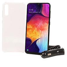 "Samsung Galaxy A50 6.4"" Tracfone w/1500 Min/Text/Data"