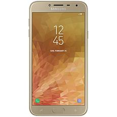 "Samsung Galaxy J4 5.5"" HD 32GB Unlocked GSM Dual-SIM Smartphone"