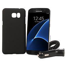 "Samsung Galaxy S7 5.1"" HD 32GB Tracfone with Minutes, Texts and Data"