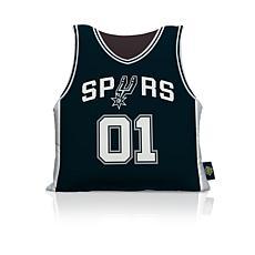 San Antonio Spurs Plushlete Big League Jersey Pillow