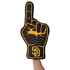San Diego Padres Plushlete Fan Finger Pillow