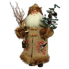 Santa's Workshop 15' Chickadee Claus Figurine