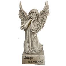 Santa's Workshop Always Remembered Angel