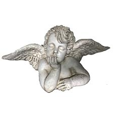 Santa's Workshop Cold Cast Cherub