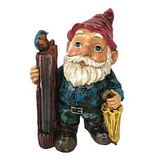 Santa's Workshop Gnome Rain Gauge