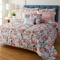 Sara B. Peaches 10-piece Comforter Set