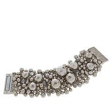 "Sassy Jones Priscilla Bubbly Cluster 7-1/2"" Bracelet"
