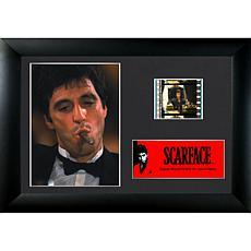 Scarface (Tony Montana) 7x5 Framed FilmCells Presentation w Easel