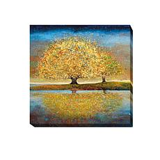 """Season of Reflection"" Gallery-Wrapped Canvas Wall Art"