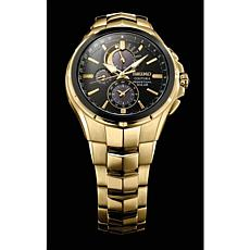 Seiko Men's Coutura Perpetual Stainless Steel Solar Dress Watch