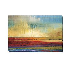 "Selina Rodriguez ""Horizons I"" Canvas Wall Art - Medium"