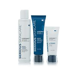 Serious Skincare A Perfect Finish Retinol Trio