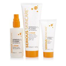 Serious Skincare SERIOUS-C3 Plasma™ Trio Double Up