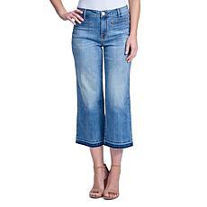 "Seven7 26"" Ultra High-Rise Wide Leg Jean - Valiant"