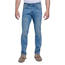 Seven7 Men's Slim Straight Jean - Tuscaloosa Light