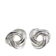 Sevilla Silver™ Love Knot Stud Earrings