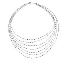 Sevilla Silver™ Mirror Chain Layered Necklace