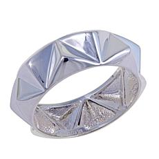 Sevilla Silver™ Pyramid Stud Band Ring