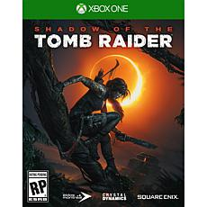 """""""Shadow of the Tomb Raider"""" Game - Xbox One"""