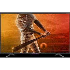 "Sharp 50"" 1080p Full HD Smart TV with Built-In Apps"