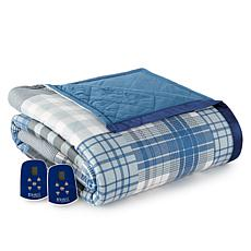 Shavel Micro Flannel Electric Blanket - Full