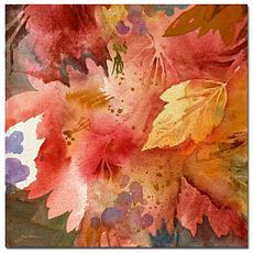 Sheila Golden 'Autumn's Shadows' Giclee Print