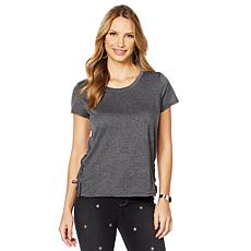 Sheryl Crow Lace-Up Tee