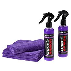 Shine Armor Fortify Quick Coat Waterless Car Wash 2-pack