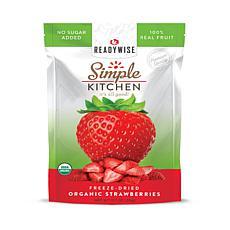 Simple Kitchen Organic Freeze-Dried Strawberries